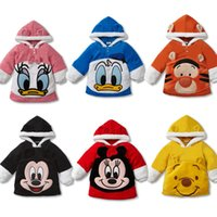 Unisex best selling - Hoodies Children Sweatshirts Hoody Best selling Baby Clothes Super Warmly Outer Top Quality Coat DM61