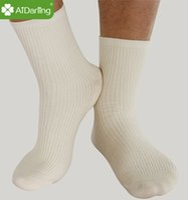 antibiotic - 2015 Summer organic cotton breathable socks mens socks mens antibiotic middle tube socks male Socks thin socks pairs