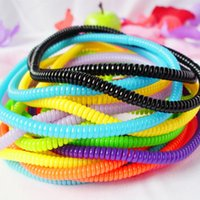 Wholesale 2015 new summer candy multipurpose telephone line hair rubber holder hair band hair rope hair ring tie hairwear hair acessories