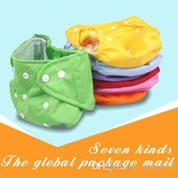Wholesale Baby Newborn moon Diapers cover Washable Reusable bebe nappies changing cotton potty training pantcloth diapers Global shipping