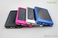 Wholesale 20PCS mah USB Solar Charger Solar Panel Battery Charger power bank External Battery Charger TY