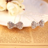 Hair Flowers antique stick pins - Best Selling headpieces Vogue Women Crystal Rhinestone Petal Tuck Comb Flower Hair Pin Hair Clip Hairpin CPA518