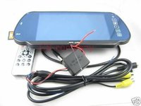 Wholesale quot Touch screen LCD MP5 Rearview Mirror USB SD Port
