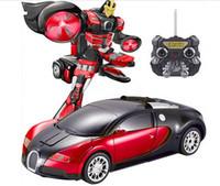 Wholesale 2015HOT SALE Deformation Toys Deformation Transform Toy Version Alloy Hornet Car Model Of The Robot Toys Kids Best Gifts