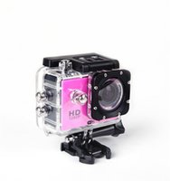 Wholesale Original SJ4000 Waterproof Sport DV HD Camera Camcorder Gopro Style Novatek P fps MP H Inch LCD CAR DVR