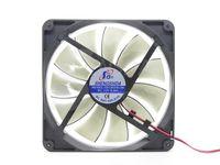 Wholesale Best silent quiet mm pc case cooling fans cm DC V D plug computer coolers A2
