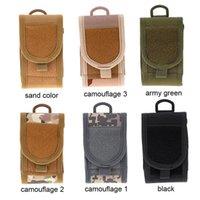 Wholesale Multi purpose Outdoor Molle Waist Bag Portable Man s Sports Tactical Bag Waist Pack Mobile Phone Case