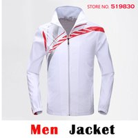 Wholesale New Badminton Jacket Valiant Badminton Sport Jacket Groups Sportswear Breathable Men And Women VJ01