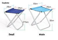 bench backrest - small Portable metal foldable stool mesh backrest folding fishing bench Mazar stool outdoor painting train chair