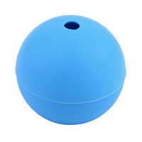 Wholesale 2 ice ball maker inch mold Silicon Sphere large tray Whiskey DIY Mould Worldwide