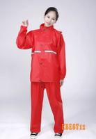 Wholesale Electric motorcycle fashion raincoat men and women fission rain suit pvc raincoats for girls