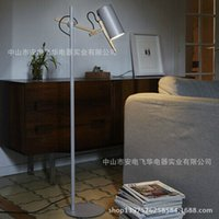 balance structure - New Balance classic style geometric luxury villa living room floor lamp bedroom lamp structure size sand silver
