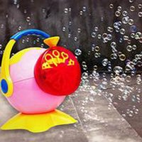 Cheap Free Shipping Big Soap Bubbles Maker Toy,Electronic Automatic Bubble Machine,Bubble Gun Burbujas Blower Toy for Outdoor Party