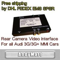 Wholesale car Universal reverse camera video interface for Audi G G MMI A1 A3 Q3 A4 A5 Q5 A6 A7 Q7 A8 year before