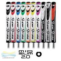 golf - 2015 Golf Grips Super Stroke MID slim Putter Grip With High Quality Golf Sport Super Stroke Golf Putters Grips DHL