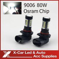 Wholesale 2x W HB4 For OSRAM SMD Chipset K LED Brake Light Front Turn Signal Lamp White Fog Bulbs Daylight