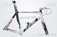 Wholesale total Time RXRS Ulteam Black Label Carbon Module Road Bike Frames fork headset seatpost