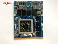 agp graphics cards hd - Best Sale For M17X R4 M18X R2 Laptop HD7970M HD M G DDR5 Graphics Card CN M2 M2 M2 Tested OK