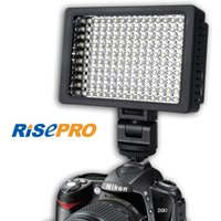 Wholesale Risepro Pro HD LED Video Light Camcorder Lighting Lamp Camera DV CN