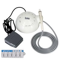 Wholesale Brand New EMS Handpiece Dental Piezo Ultrasonic Scaler Scamax with Tips