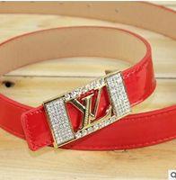 Wholesale Unique Design cowskin real leather flower women s belt vintage leather pin buckle lady belt waist for women