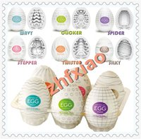 Wholesale Crazy Price Limited Top seller TENGA EGG Masturbators Pocket pussys Adult Sex Toys Styles Japan Male Egg Onacup Fantasy Egg for Him