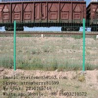 Wholesale m HIghway Fencing Railway Wire Mesh Fence Protecion Hebei Shijaizhuang Quality Factory mm Opening