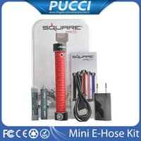 Cheap Mini E Hose Starter Kit With Huge Vapor Fantasia Starbuzz E-hookah E Hookah Shisha 800 Puffs Vaporizer Pen Rechargeable Battery Starter Kits
