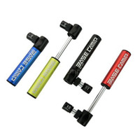 Wholesale Bicycle AIR Pump Mini Portable Bike Tire Inflator Super Light Small Accessory