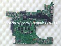 asus laptop ram - Laptop motherboard for ASUS EEEPC B main board PN A3LMB5000 B111225B NA3LM19B01 AMD C60 RAMS ON BOARD