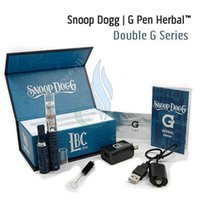 Wholesale Snoop Dogg G herbal kit wax dry herb vaporizers herbal vaporizer vapor electronic cigarette vs G pro JAG ago g5 junior jewel raw kits DHL