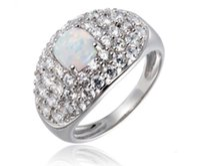 Cheap Gemstone ring finger Best Ring Fashion wedding Jewelry