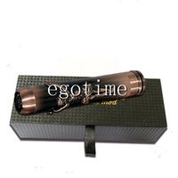 copper pipe - Cool design Jesus mechanical mod stainless steel and copper e cig ss mech clone ecig vaporizer hades skull mod dragon mod pipe mods RDA RBA