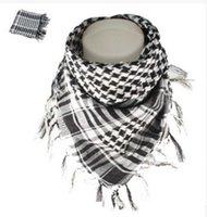 arabic head covering - Arab Scarves Shemagh Keffiyeh Palestine Arabic Scarf Shawl Kafiya Fashion Neck Cover Head Wrap