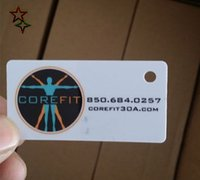 barcode cards - custom printed key tag plastic card new pvc card with barcode