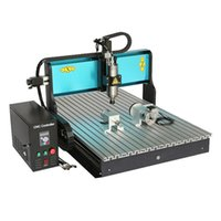 Wholesale JFT Industrial Woodworking Equipment Axis W CNC Milling Machine with USB Port Hot Sale Engraving Machine