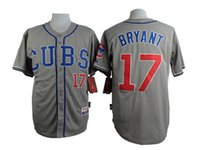 adult baseball jersey - Kris Bryant jersey Baseball Adult Mens jersey name and number Stitched