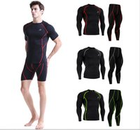 active softball - Technical Basic Mens Compression Shirts Skin Tight Shirt MMA Golf Baseball Softball Running Jersey Gym Workout Fitness Clothings