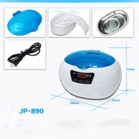 JP-890 autoclave equipment - JP Sterilizer Pot Salon Nail Tattoo Clean Metal Watches Tools Equipment Ultrasonic autoclave Cleaner For Nail Cleaning