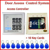 Wholesale Access Control System RFID Card Keytab Proximity Door Lock YOA Brand New A5
