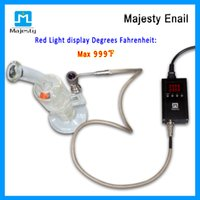 Cheap 2015 Majesty Best Quality Box Mod Enail Huge Vapor Temp Controller Case E-nail Update Design Dab Enails