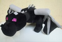 Unisex ender dragon plush - My dragons plush dolls toys Ender dragons Plush dolls inches fashion My dolls suit for kids