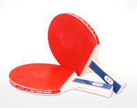 Wholesale The shake hands grip table tennis board beat ball sports goods genuine table tennis racket