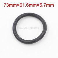 automobile rubber seals - Black Rubber Automobile mm x mm x mm O Rings Hole Sealing Gasket Washer