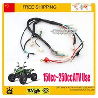 atv electronic parts - 200CC cc ATV QUAD ZONGSHEN LONCIN LIFAN YX parts electric cable assy electronic wire atv quad accessories order lt no track