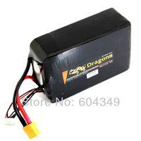Black batteries rotors - 22 V mAh S C Li po Battery W XT90 energy sources Multi rotor hel order lt no track