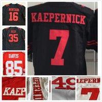 Cheap Colin Kaepernick Jersey Best American Football jersey