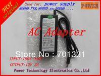 dreambox free shipping - car V3A adapter of dreambox DM800SE DM800HD DM500 power supply of dream box