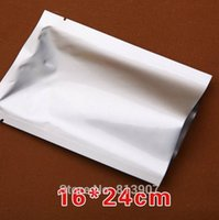 industrial vacuum - 100pcs cm heat sealing Pure aluminum foil vacuum bag pet food packaging bag Packing for industrial Electronic products