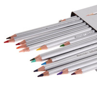 Wholesale 72 Colors Sketches Drawing Pencils for Writing Sketches Marco Fine Art Mitsubishi School Supplies
